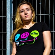 "T-SHIRT ""SBR"" GIRLS"
