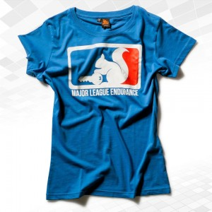"Thr33ky T-Shirt ""Major League"" Girls"