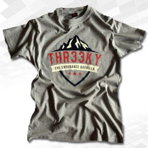 "Thr33ky-T-Shirt ""Outdoor"" Boys"