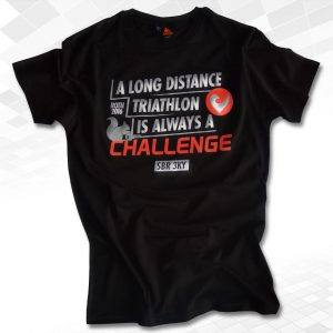 "Thr33ky-T-Shirt ""A Long Distance"" Boys"